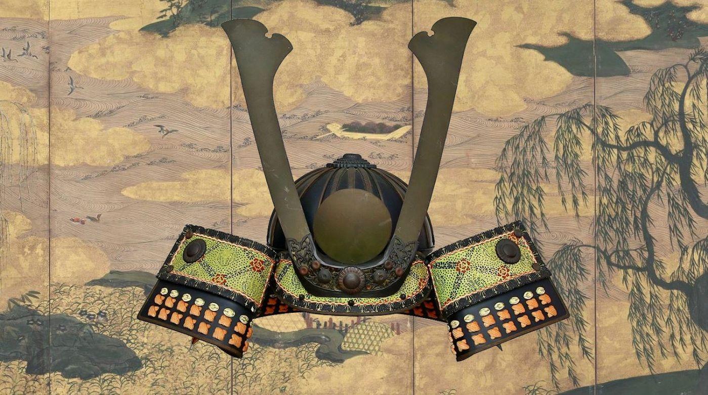 thumb5 ARMATURA SAMURAI ORIGINALE