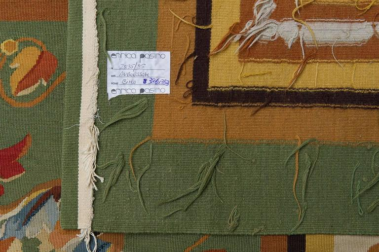 thumb5|tappeto Aubusson di particolare manifattura orientale