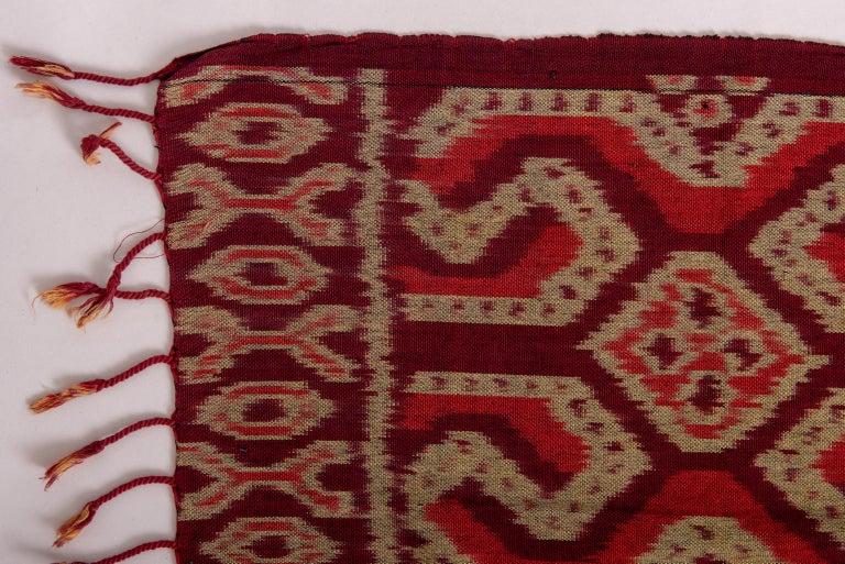 thumb2 Pannello antico Turkomanno IKAT - B/1877