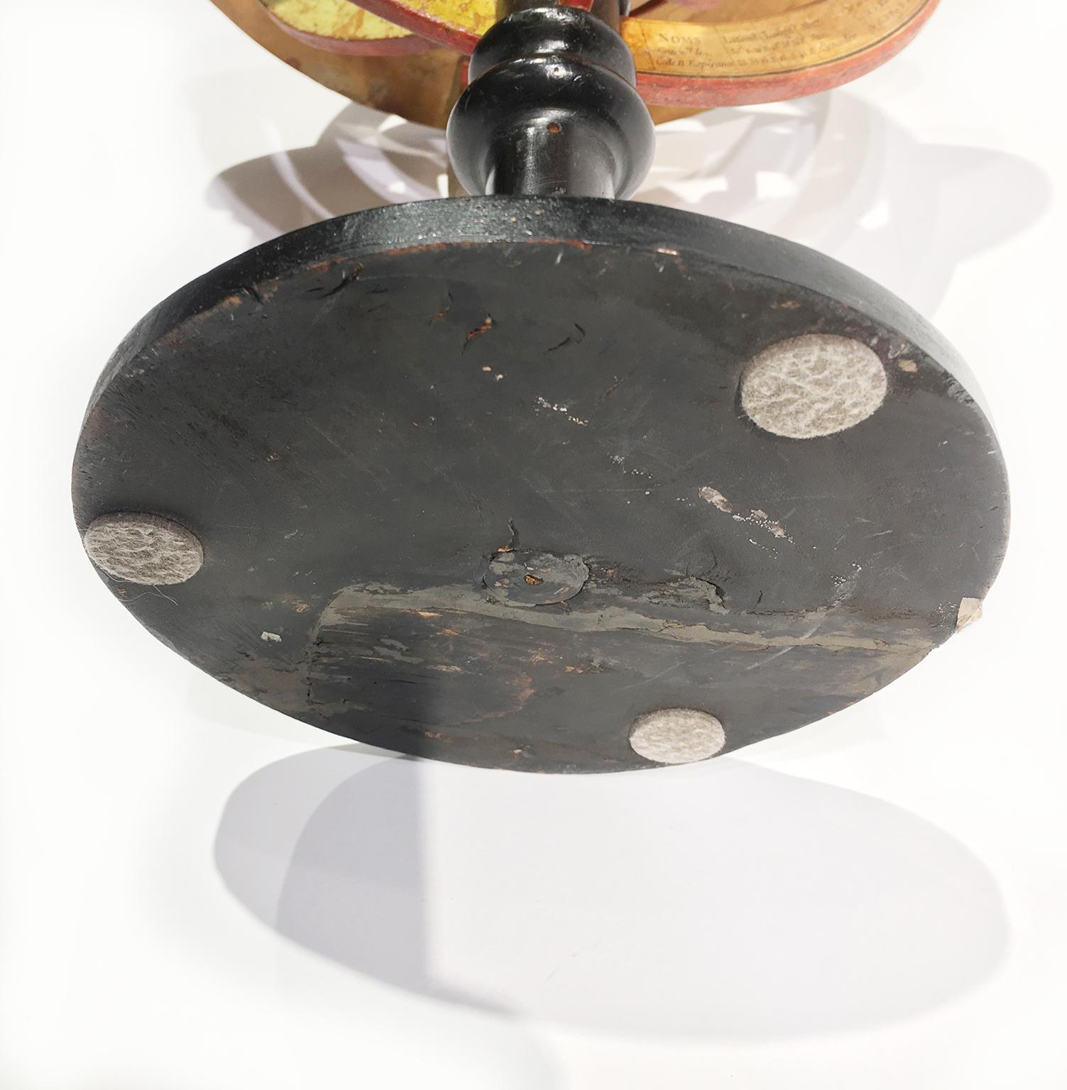 thumb4|Charles-François Delamarche, Sfera armillare tolemaica. Parigi, 1805-1810 circa