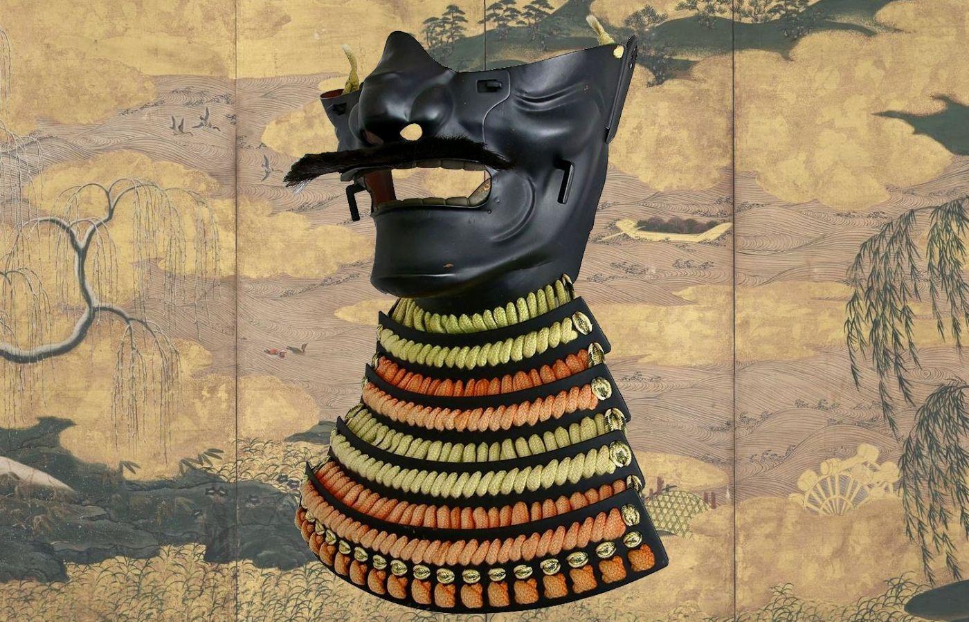 thumb6 ARMATURA SAMURAI ORIGINALE