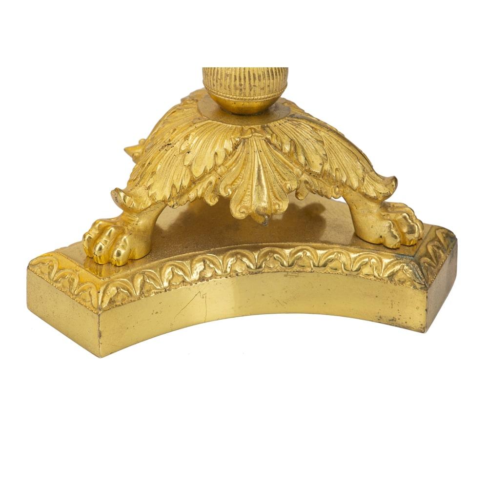 thumb6|Orologio notturno in bronzo dorato al mercurio