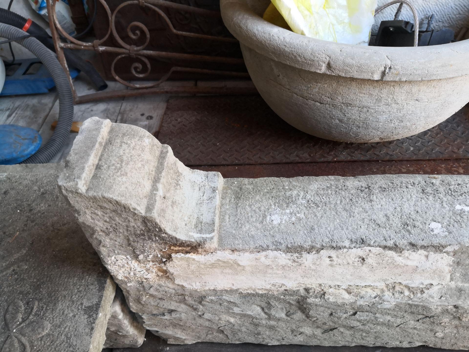 thumb2|camino in pietra