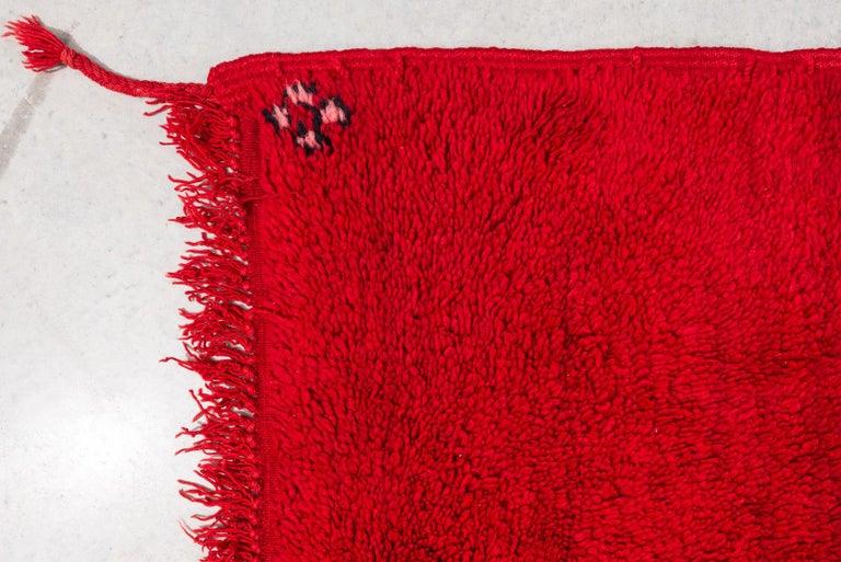 thumb4|Grande tappeto CHICHAUA dal Marocco  (n.1180)