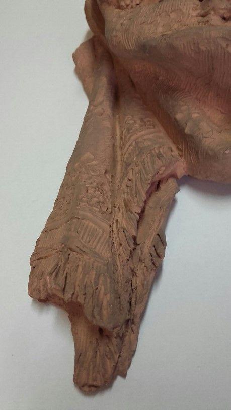 thumb5|Mensola in terracotta