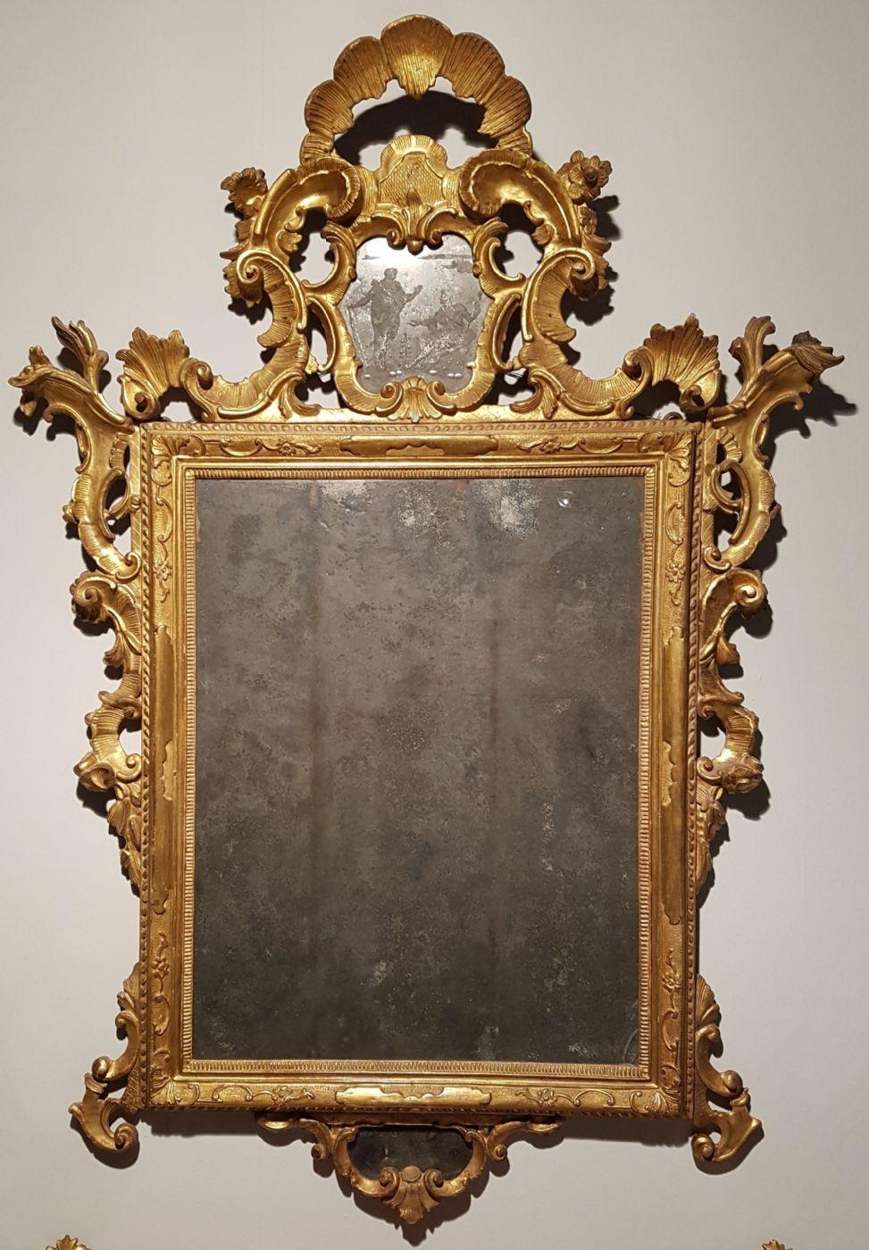 Venezianischer spiegel antiquit ten auf anticoantico for Spiegel kontakt redaktion