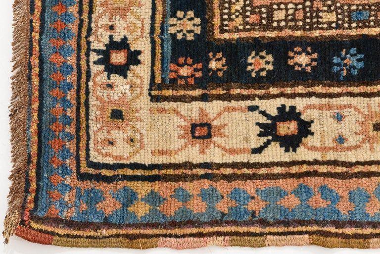 thumb5|Antica e rara passatoia Caucasica GANDJEH da collezione privata