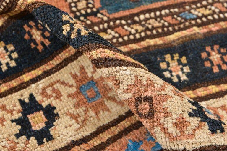 thumb3|Antica e rara passatoia Caucasica GANDJEH da collezione privata