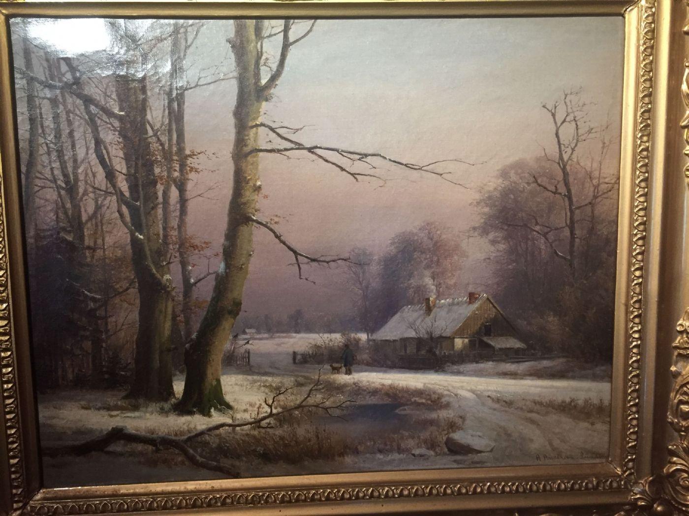 thumb3|dipinto olio su tela cm 39 x 53