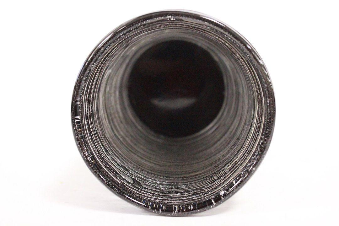 thumb8|Vaso in vetro Murano a forma di cilindro firmato Enrico Cammozzo