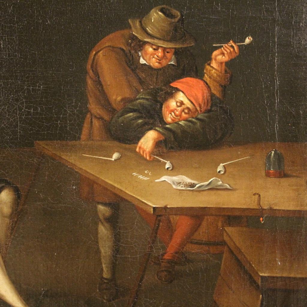 thumb6|Quadro fiammingo del XVII secolo
