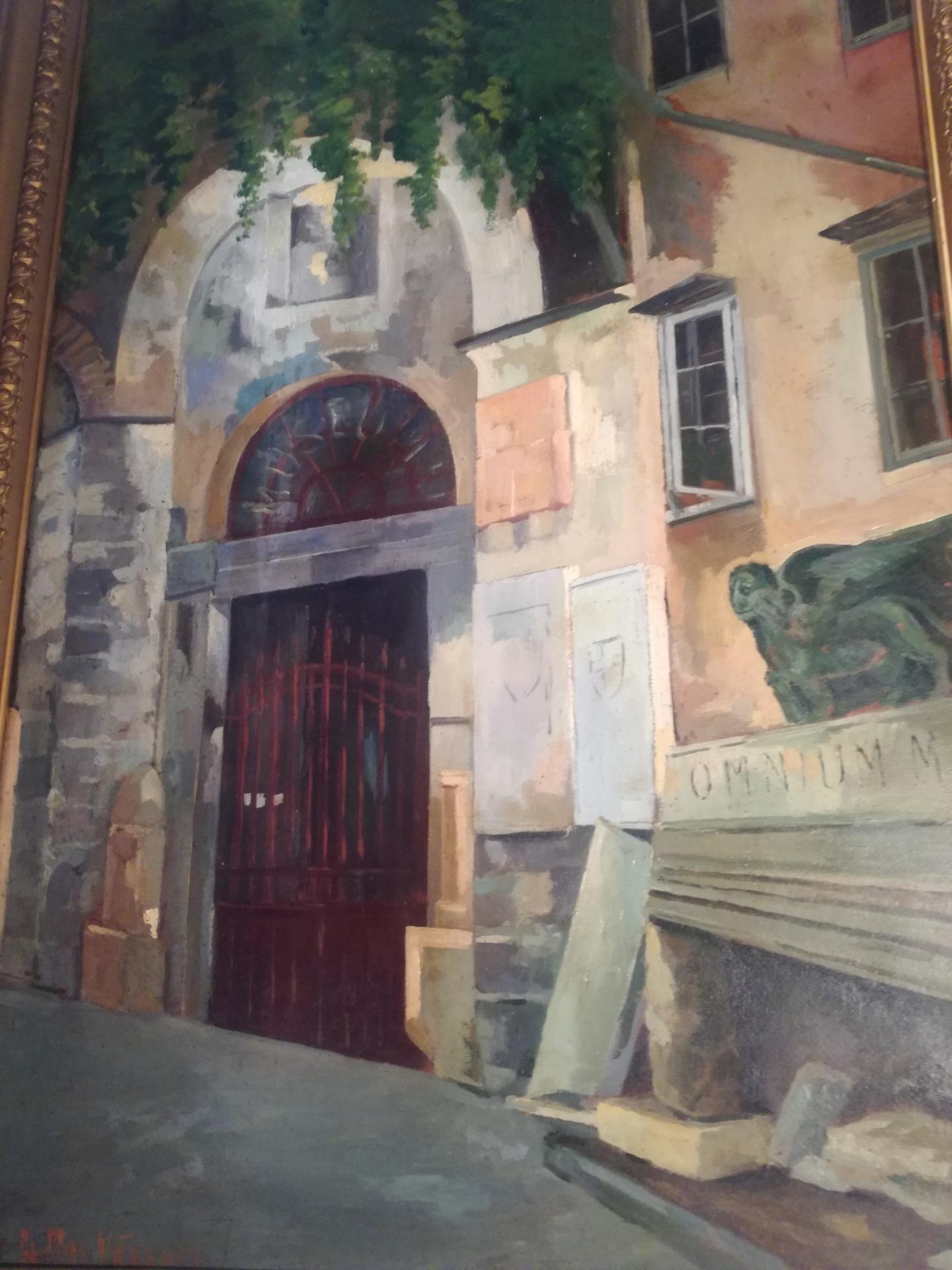 thumb4|Veduta cittadina, Venezia.