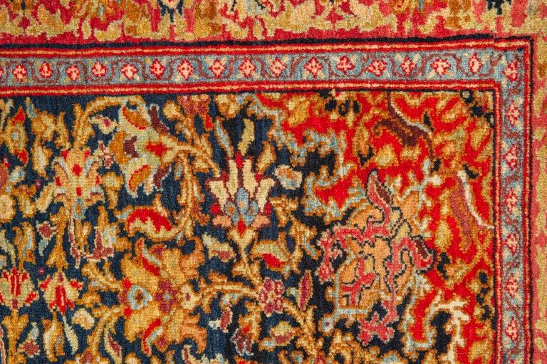thumb3|Tappeto persiano SAROUGH (o Sarugh) unico esemplare - nr. 343 -
