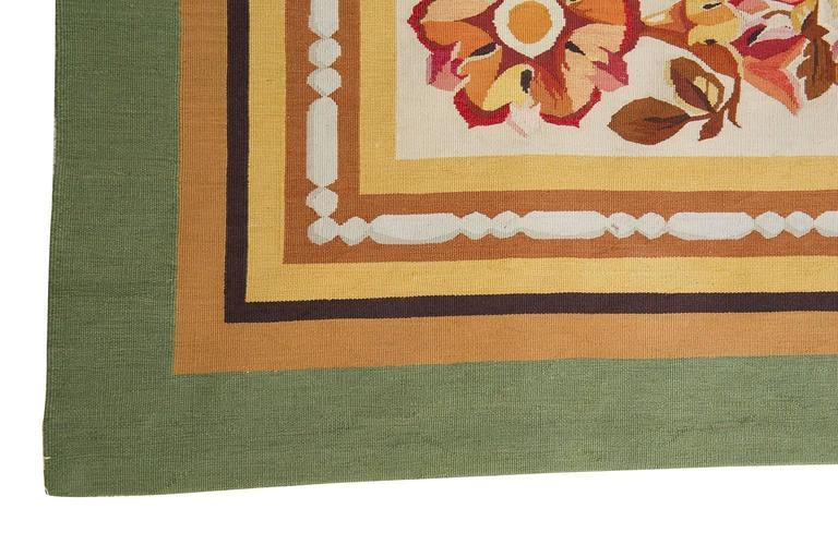 thumb2|tappeto Aubusson di particolare manifattura orientale