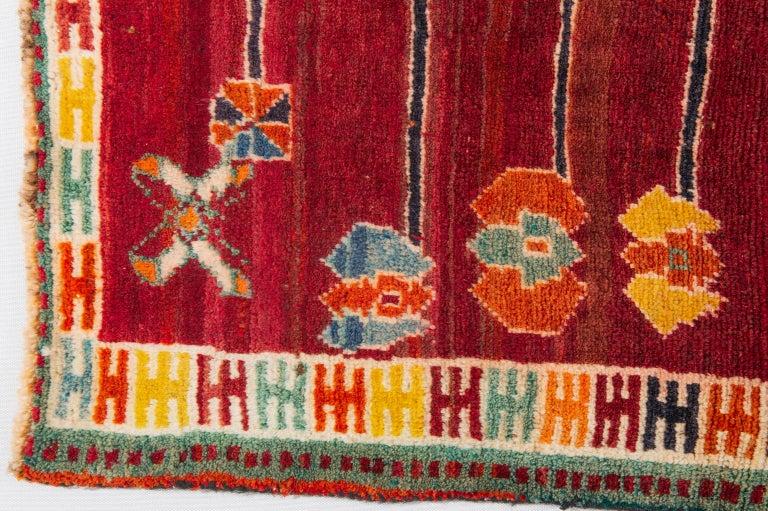 thumb3 Tappeto  GABBEH dei nomadi persiani - nr. 970 -