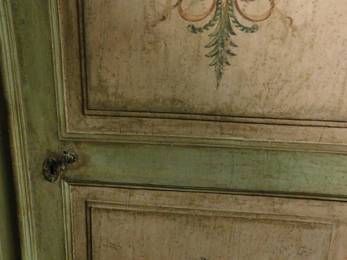 thumb7|ptl367  coppia di porte laccate settecentesche