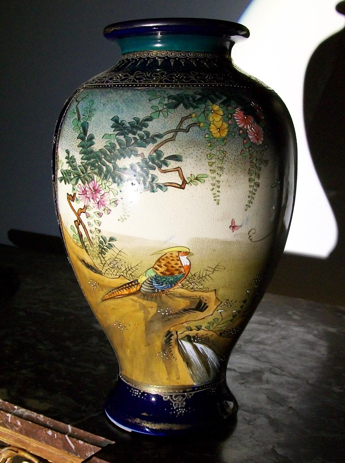 Vaso giapponese.