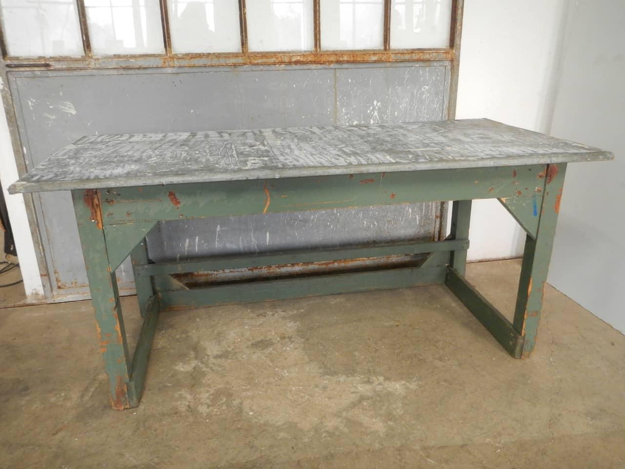 tavolo da tipografia anni 50