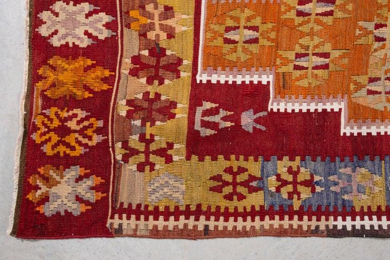 thumb3 Galleria-passatoia turca ADANA di antica manifattura (n.837)
