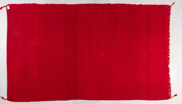 thumb2|Grande tappeto CHICHAUA dal Marocco  (n.1180)
