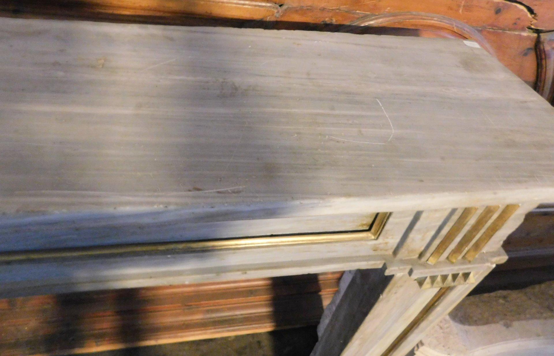 thumb3 chm245 camino in marmo grigio luigi xvi ep 700 bocca 145 x 94 cm