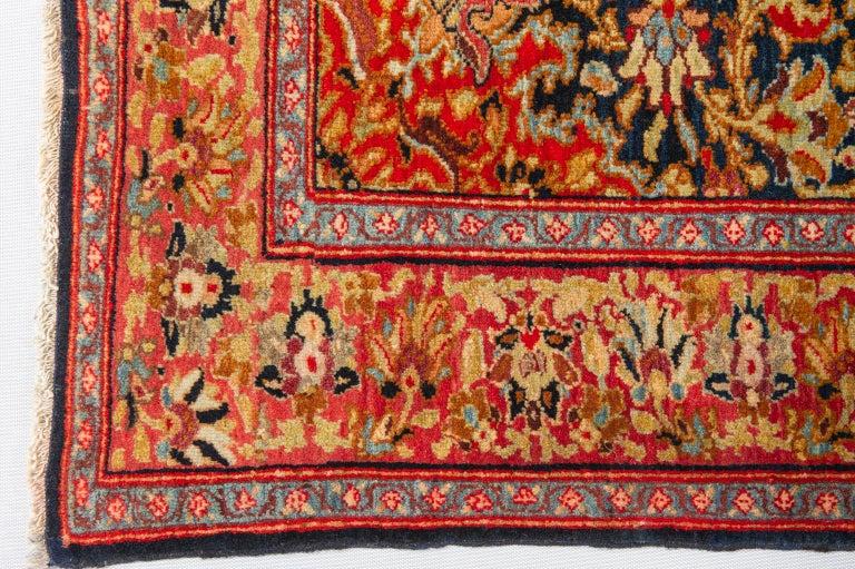 thumb6|Tappeto persiano SAROUGH (o Sarugh) unico esemplare - nr. 343 -