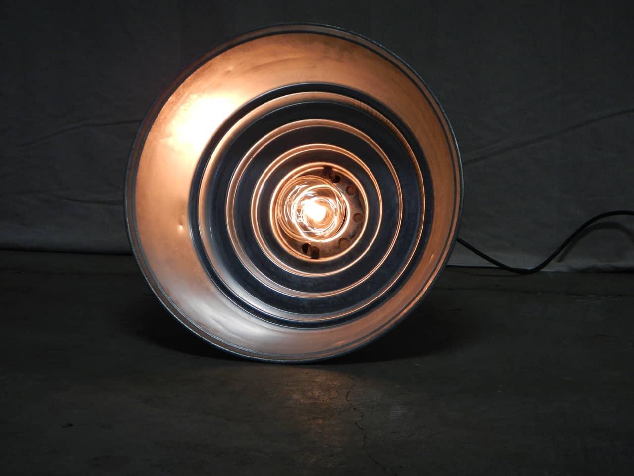 thumb6 lampada  vintage industriale anni 50