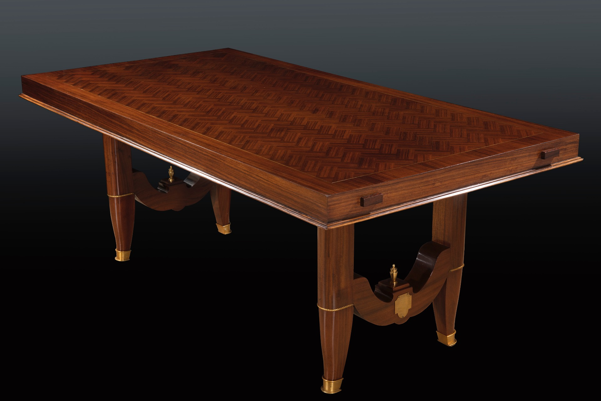 Tavolo Pranzo Art Deco art deco dining table | antiques on anticoantico