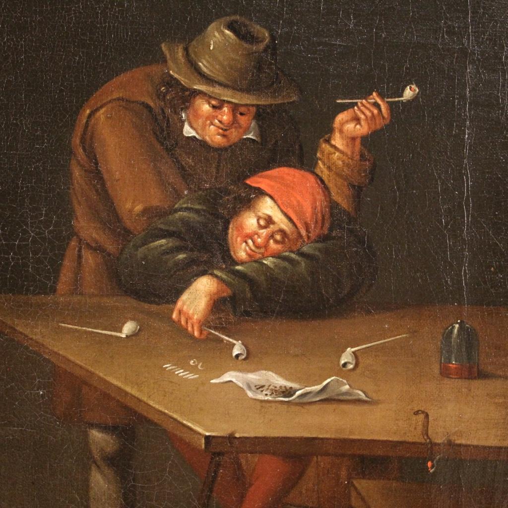 thumb9|Quadro fiammingo del XVII secolo