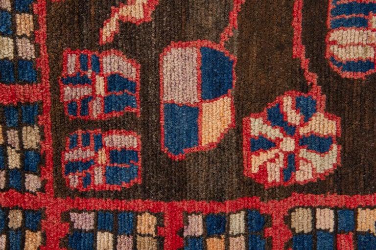 thumb4 Tappeto persiano MOSUL di vecchia manifattura - n. 835