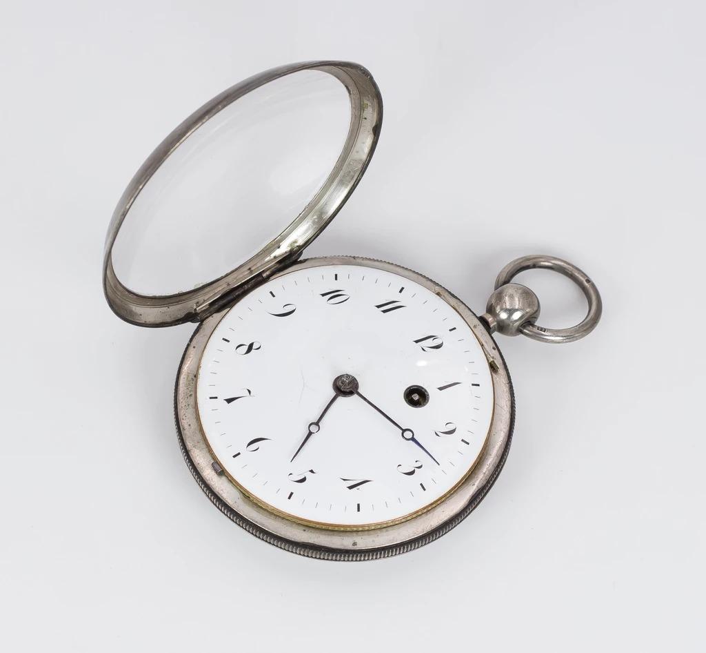 thumb3|Orologio da tasca in argento , 1831 Austria-Ungheria