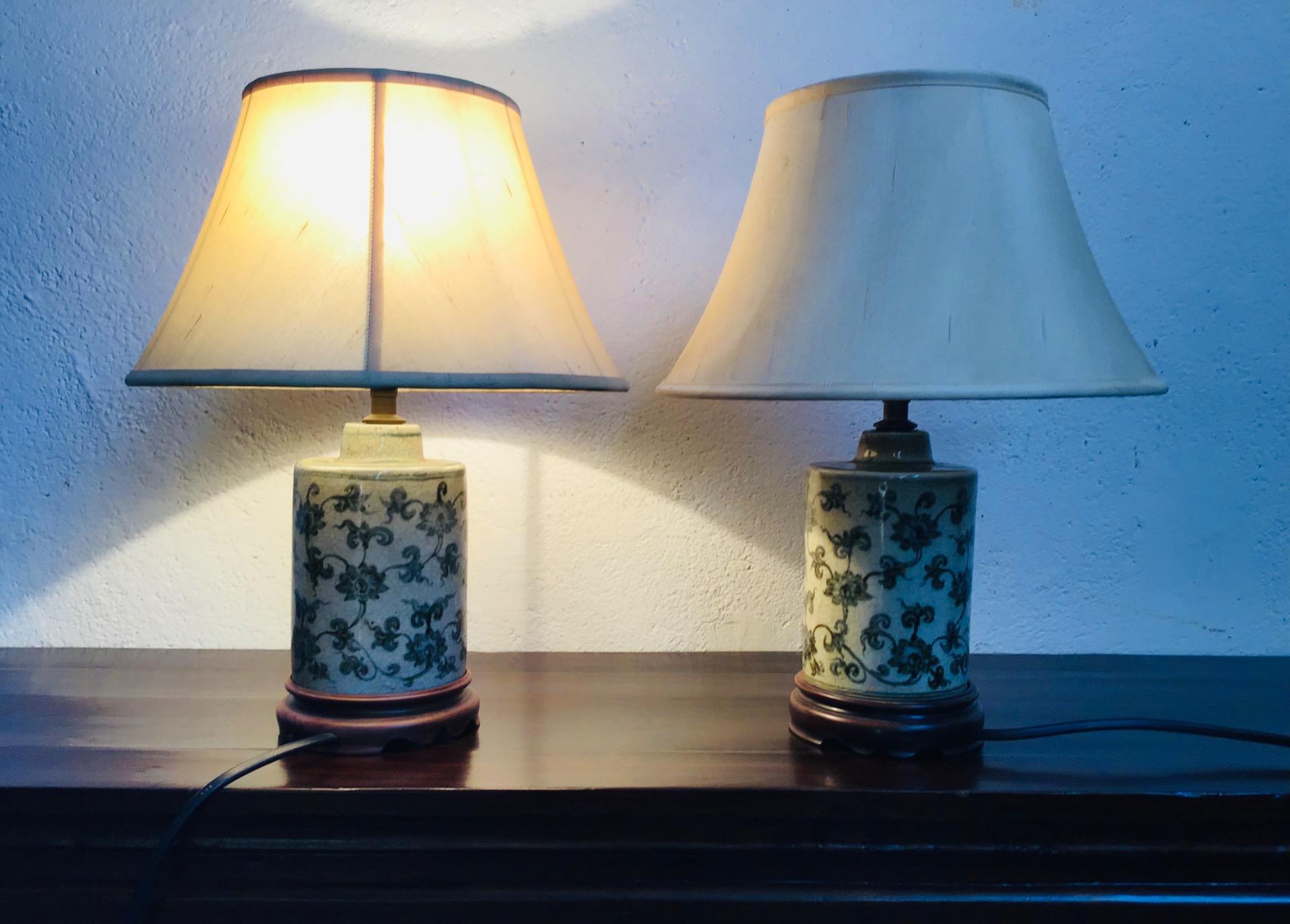 Coppia lampade