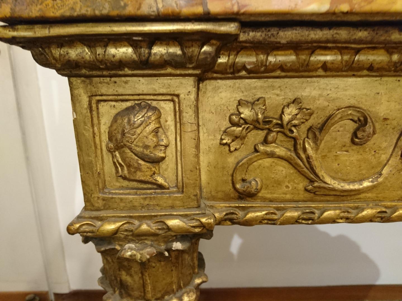 Consolle Luigi XVI | Antiquariato su Anticoantico