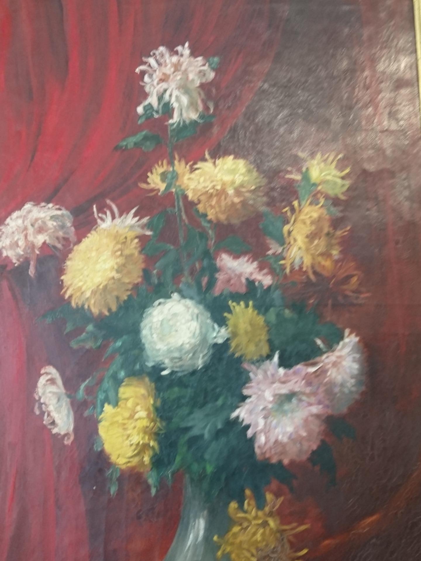 thumb3|Vaso con fiori,Frank Villoughby Raymond