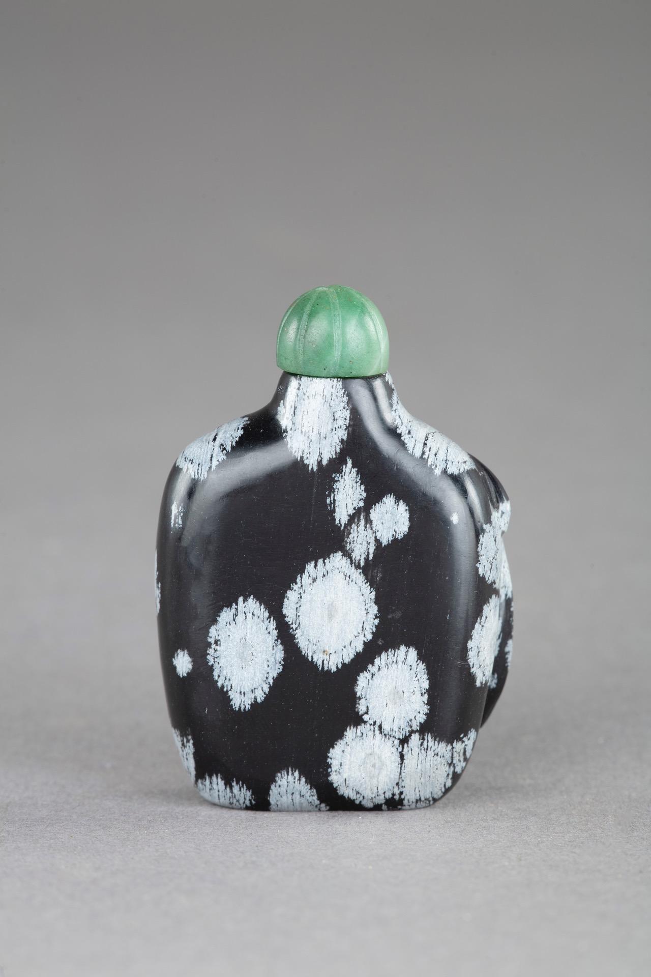 thumb2|Snuff bottle in vetro