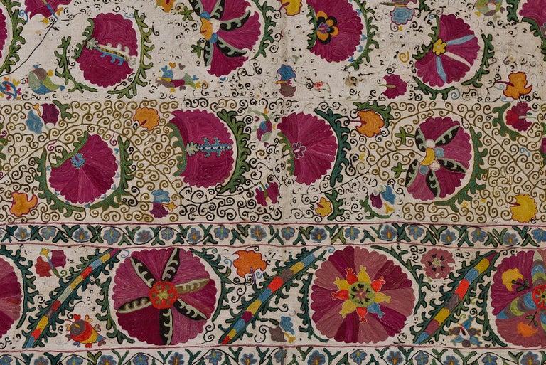 thumb2|Antico raro SUSANI Turkomanno (da collezione privata)