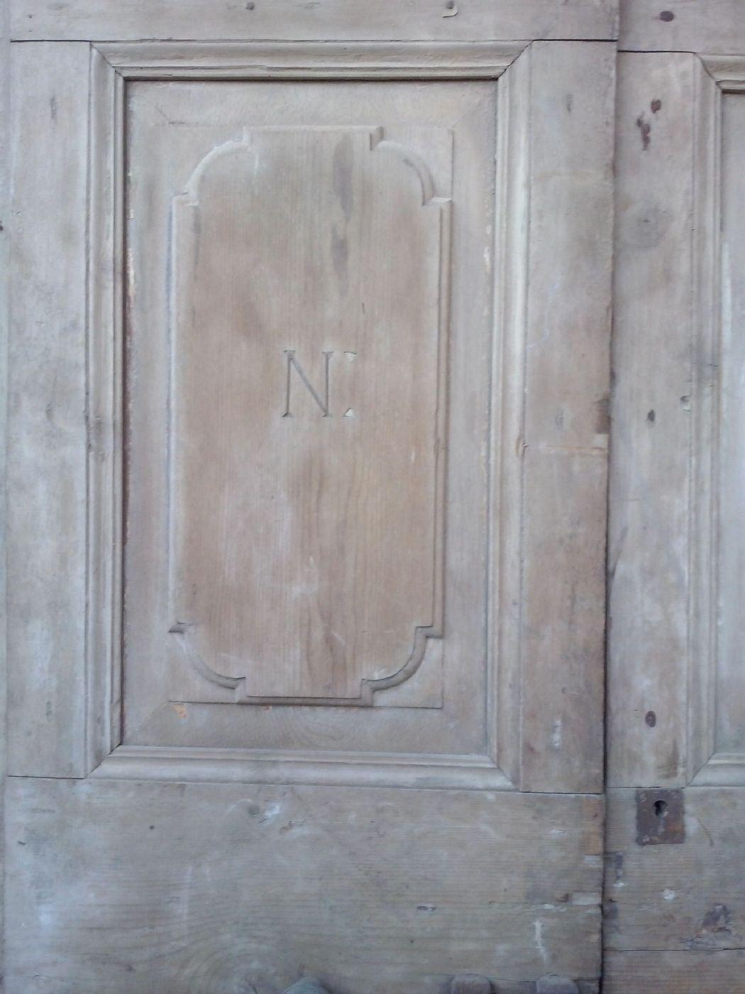 Doppeltür | Antiquitäten auf Anticoantico