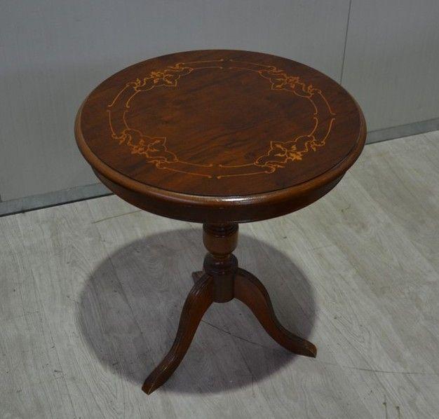 Piccolo tavolo da salotto rif 3597 antiquariato su for Tavolo piccolo per salotto