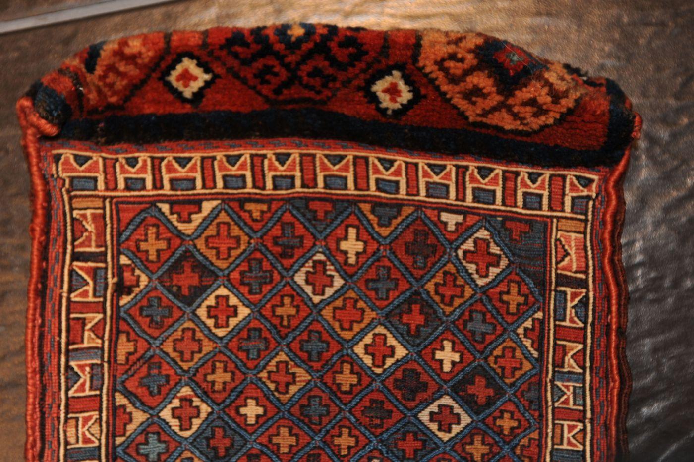 thumb2|Persian Saddlebag, antique ca. 36 x 30 cm
