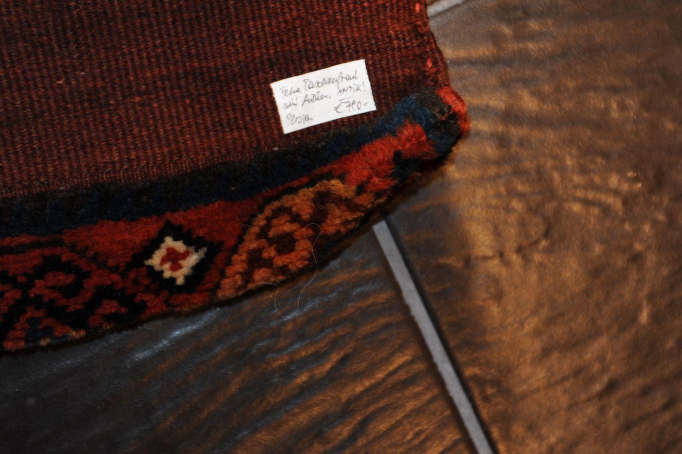 thumb5|Persian Saddlebag, antique ca. 36 x 30 cm
