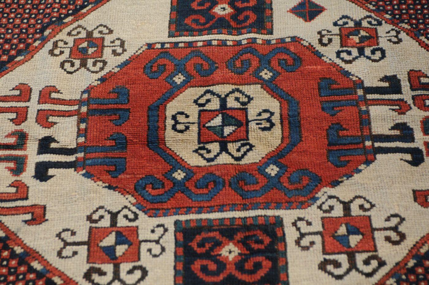 thumb2|Kazakh Karachoph – 19th century – antique piece – approx. 211 x 137 cm