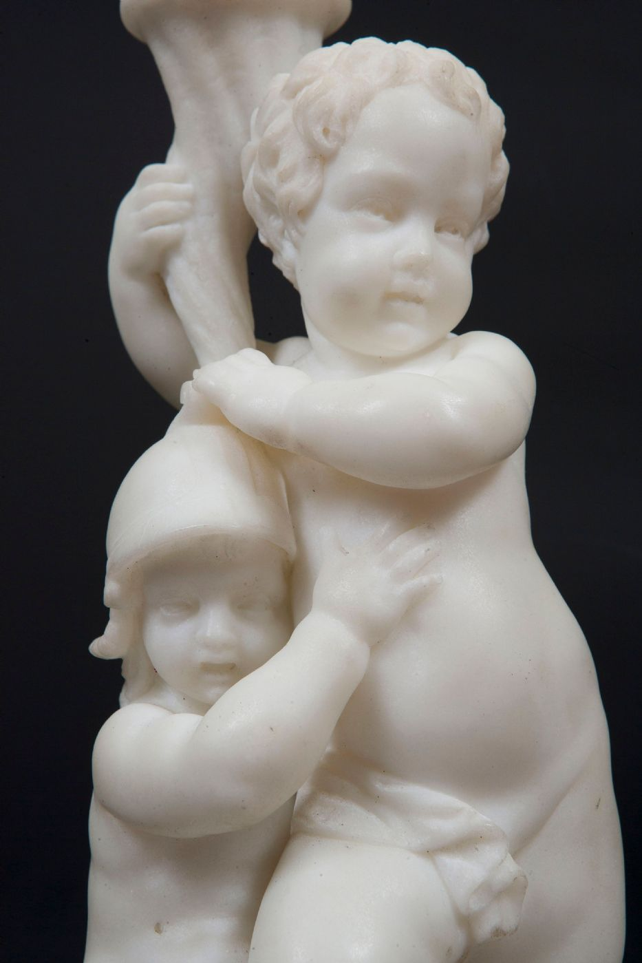 thumb4|Coppia candelieri in marmo. Luigi XVI