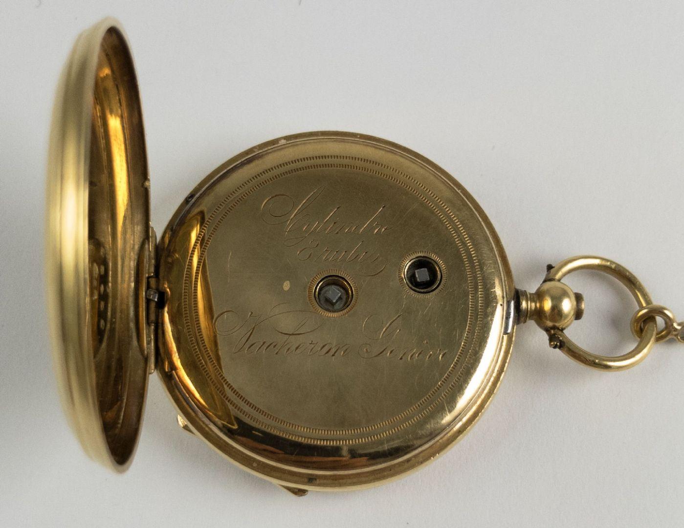 thumb3|Monachina in oro con miniatura , fine '800