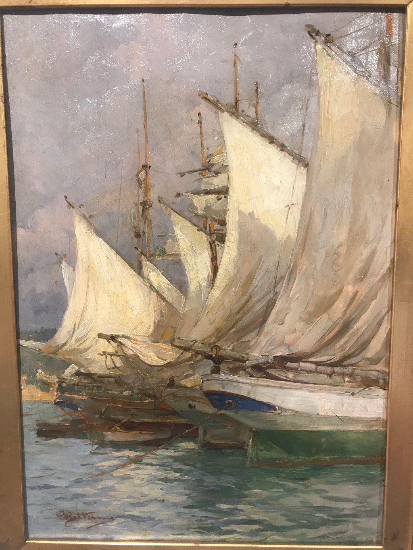 Achille Beltrame, Arzignano VI  1871 - Milano 1945