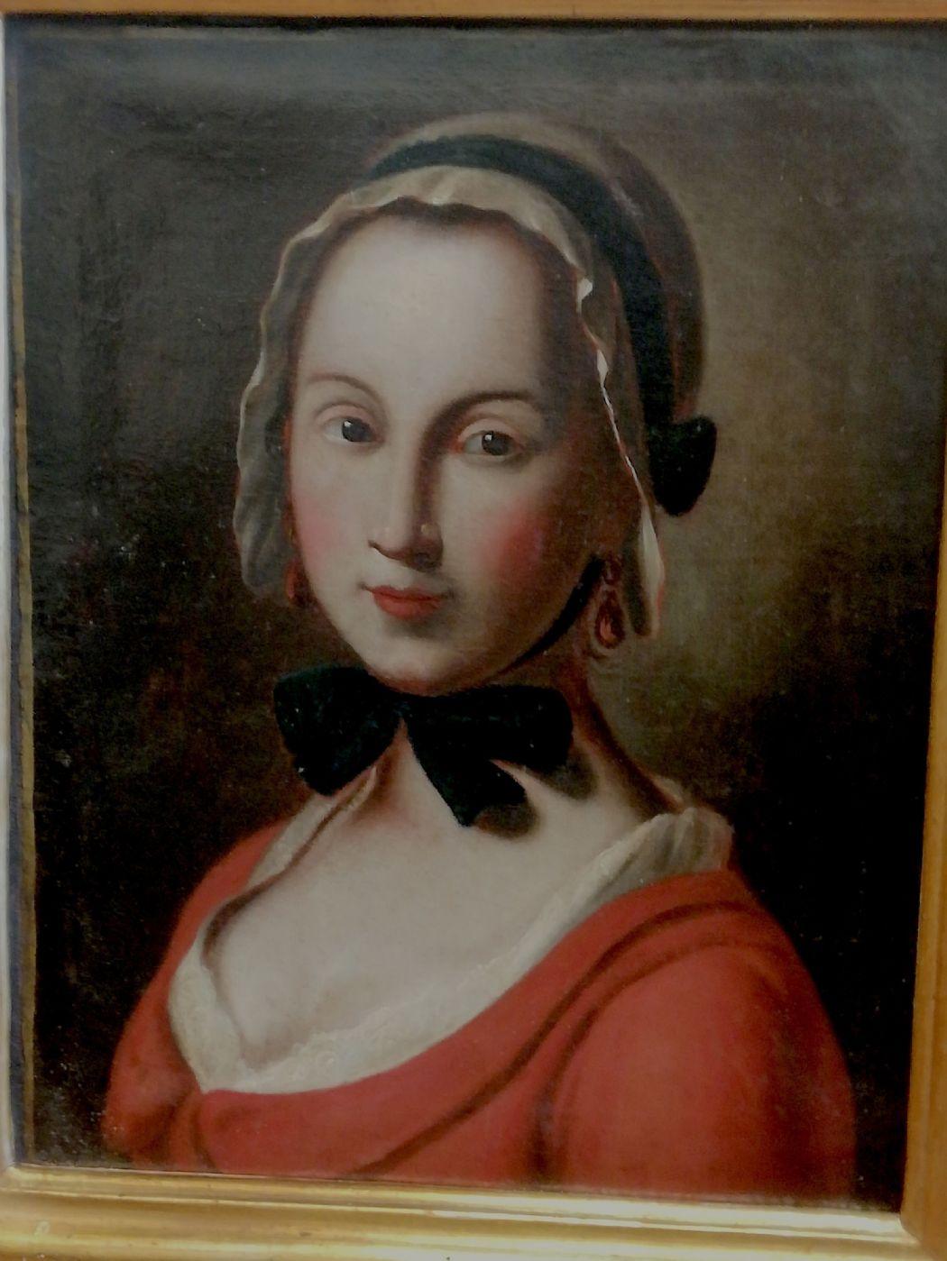 Pietro Antonio Rotari ( cerchia di) (Verona 1707 - San Pietroburgo 1762)