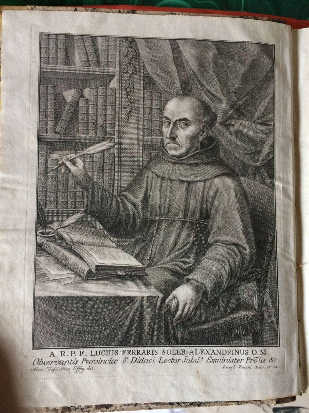 thumb4|Lucii Ferraris, Prompta Bibliotheca