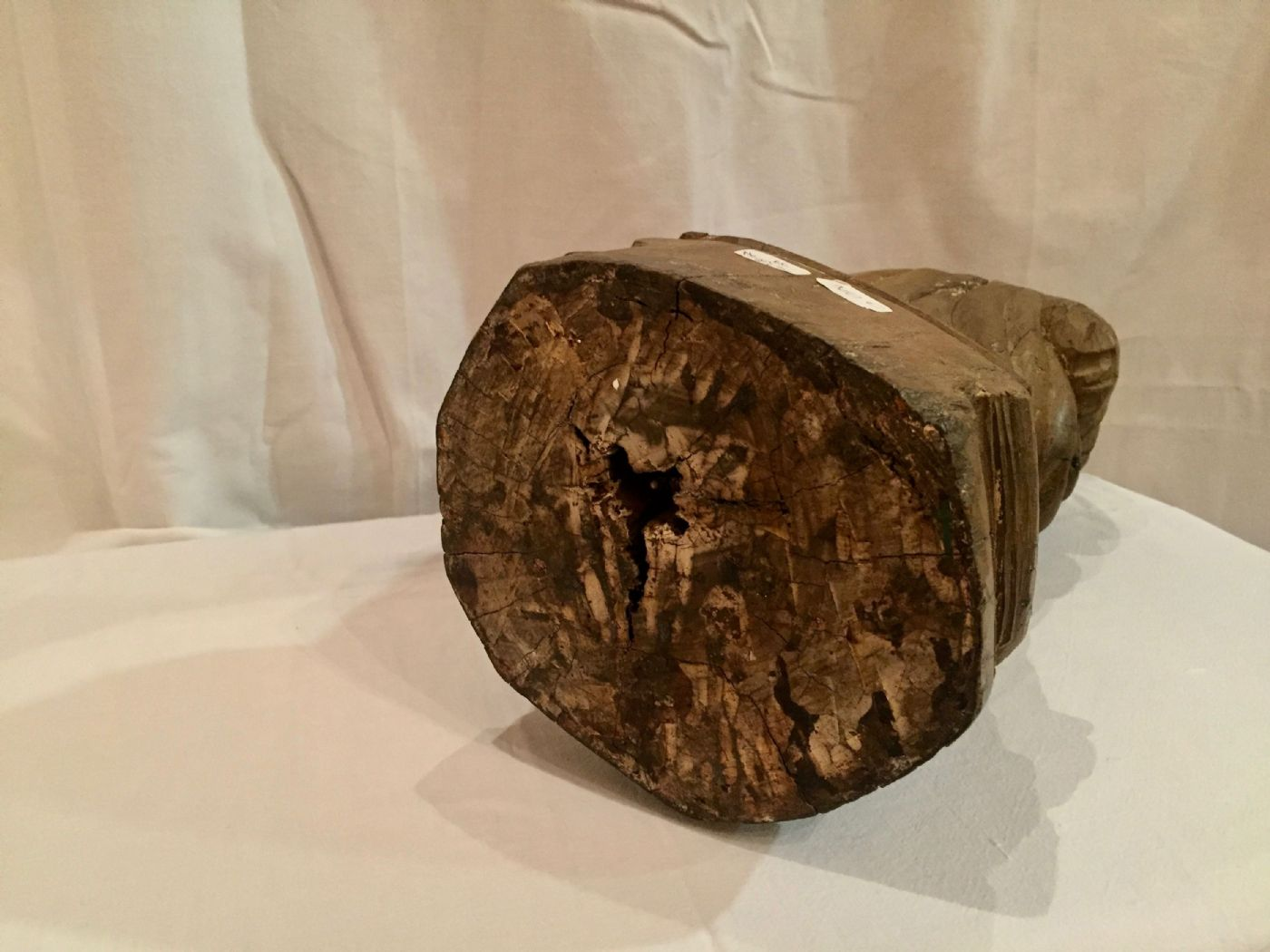 thumb9 Evangelista San Marco, legno, XIX° secolo