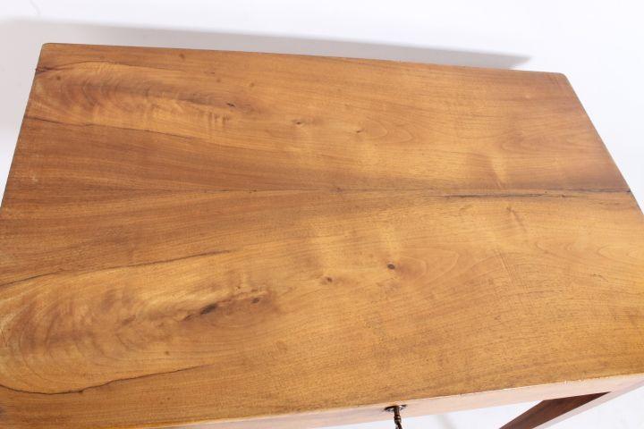 thumb2|:  Tavolinetto scrittoio L.Filippo fine 800 rest noce biondo !