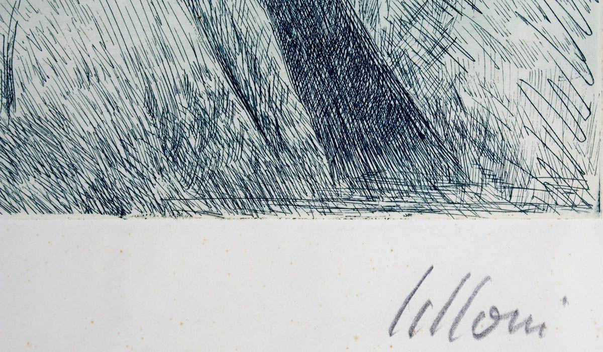 thumb2|UMBERTO LILLONI - LITOGRAFIA ORIGINALE