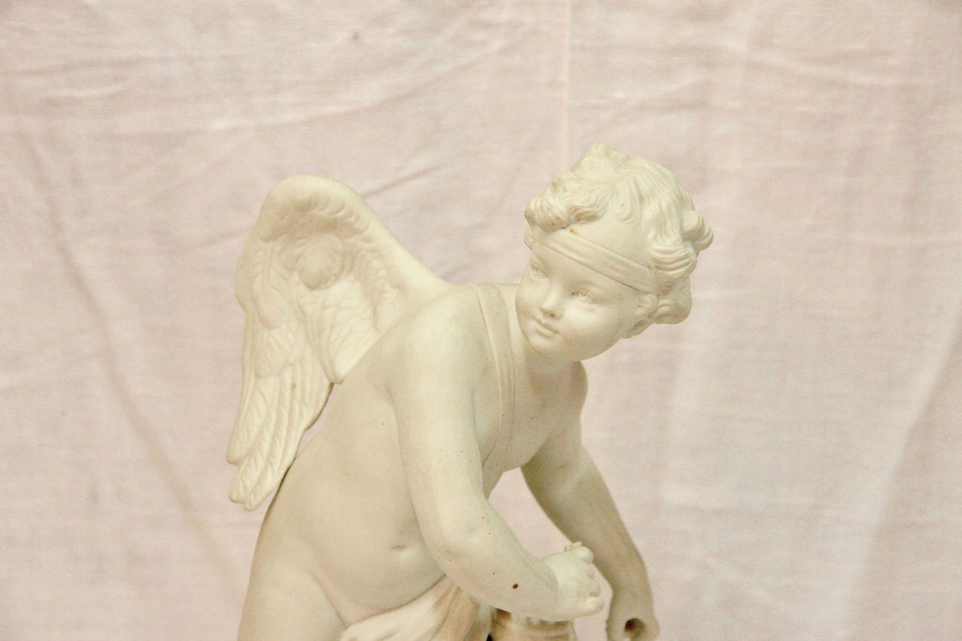 thumb2|Biscotto con Cupido, fine XIX° / inizio XX°
